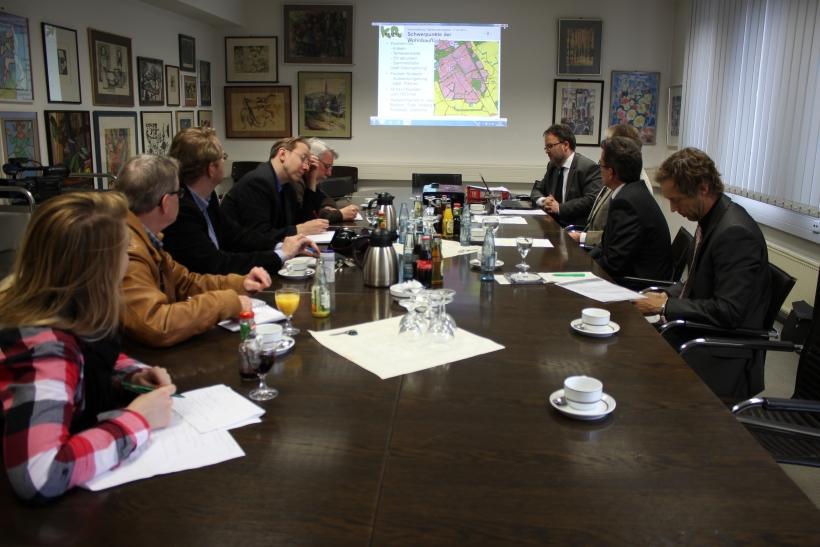 Der finale Beschluss für den Flächennutzungsplan soll dann am 8. April 2014 durch den Stadtrat erfolgen. (xity-Foto: E. Aslanidou)