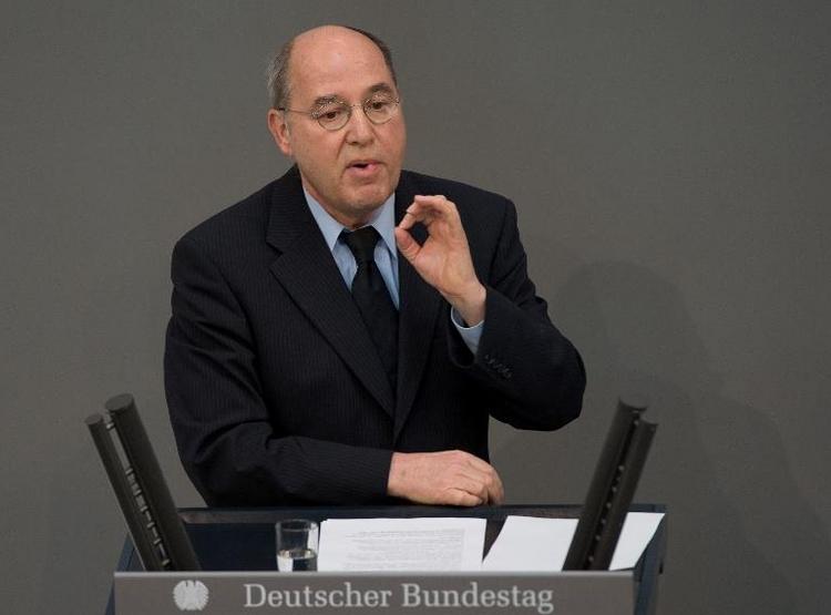 SPD-Netzwerker sagen Diskussion mit Gysi ab (© 2014 AFP)