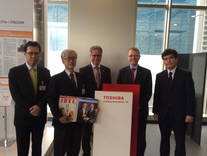 Delegation Neuss - zu Gast in Japan (Foto: Rhein-Kreis Neuss)