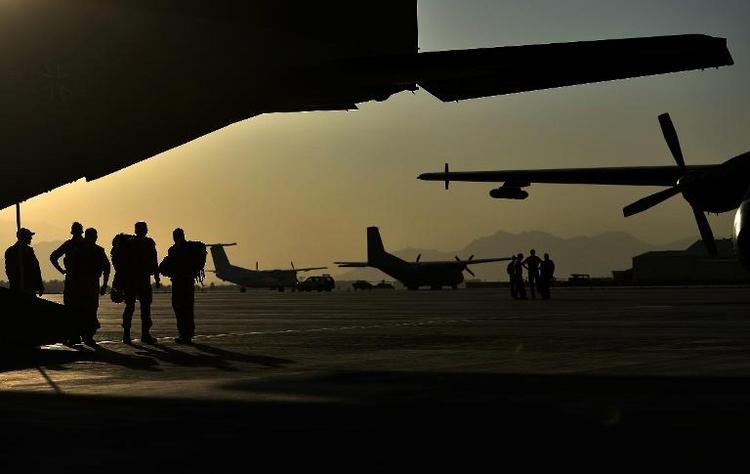 Bundeswehr-Beteiligung an Somalia-Einsatz beschlossen (© 2014 AFP)