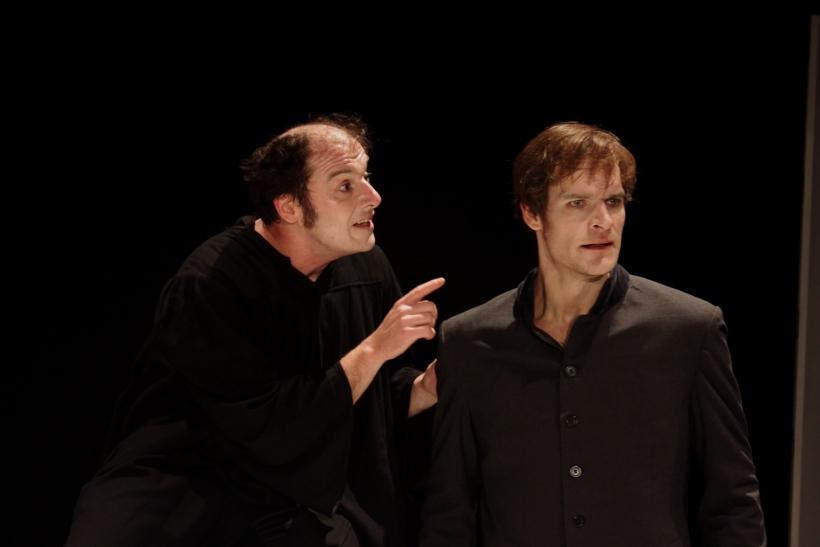 FAST FAUST 1 vl: Angelo Enghausen-Micaela, Frank Maier (Foto: Thomas Weinmann)