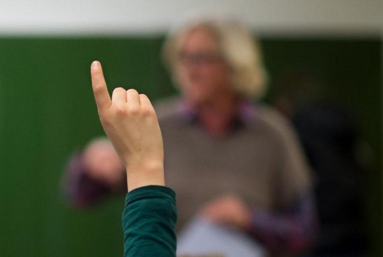 Schülerzahl in Deutschland sinkt weiter (© 2014 AFP)