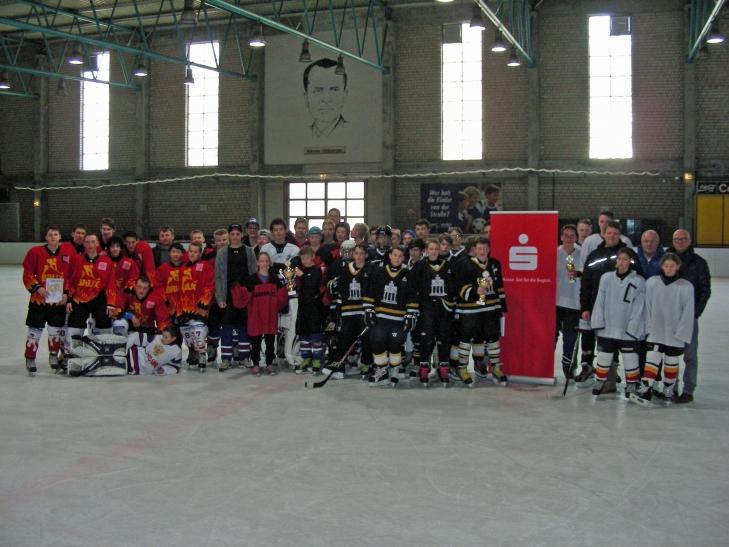 Krefelder Schulen spielen um Eishockeystadtmeisterschaft (Foto: Stadt Krefeld)