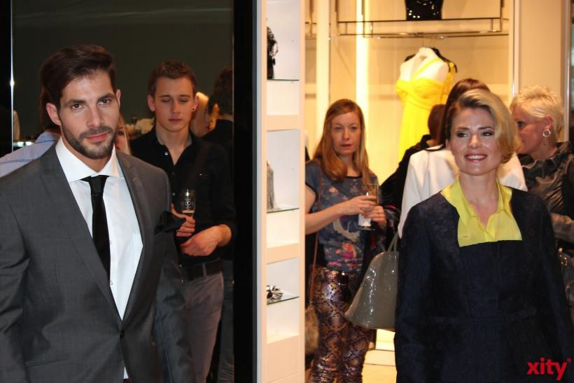 Die Models präsentierten die neue Kollektion (xity-Foto: H.Müller)