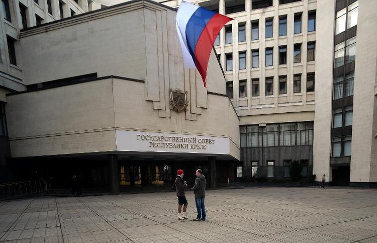 Russland-Beauftragter warnt vor neuem Kalten Krieg (© 2014 AFP)