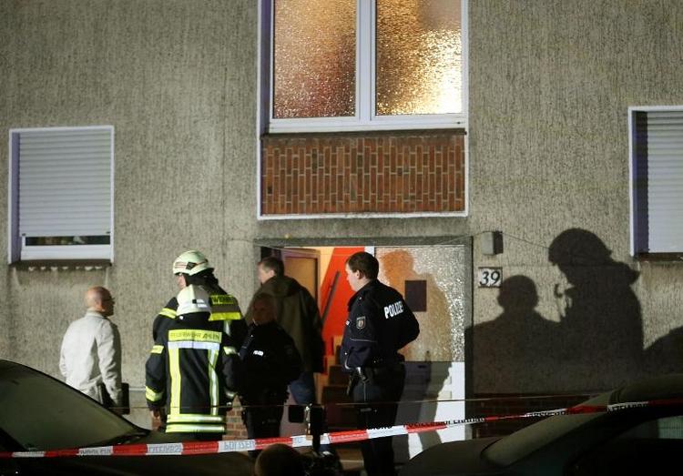 Vierköpfige Familie tot in Wohnung in Ahlen gefunden (© 2014 AFP)