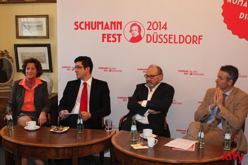 Schumannfest 2014 (xity-Foto: H.Müller)
