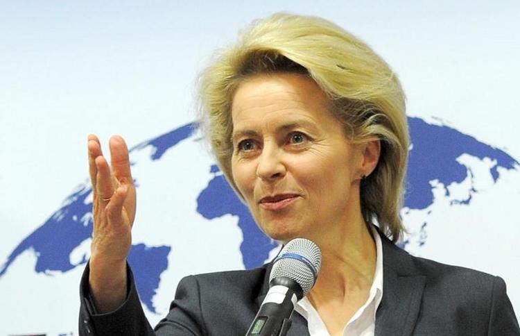 """Berlin: Keine """"zusätzlichen Truppen"""" an NATO-Ostgrenze (© 2014 AFP)"""