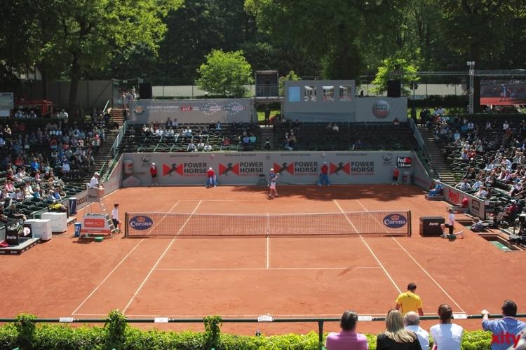 Die ersten drei geben Heimspiel-Zusage für die Düsseldorf Open 2014 (xity-Foto: P. Basarir)