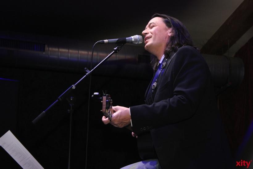 In den Sonderkonzerten in Köln (23. und 24. März 2014) und Frankfurt (25. März 2014) stellt der Herzschmerz-Kenner sein von ihm persönlich erstelltes Musikprogramm ?2 hours unplugged? vor. (xity-Foto: E. Aslanidou)