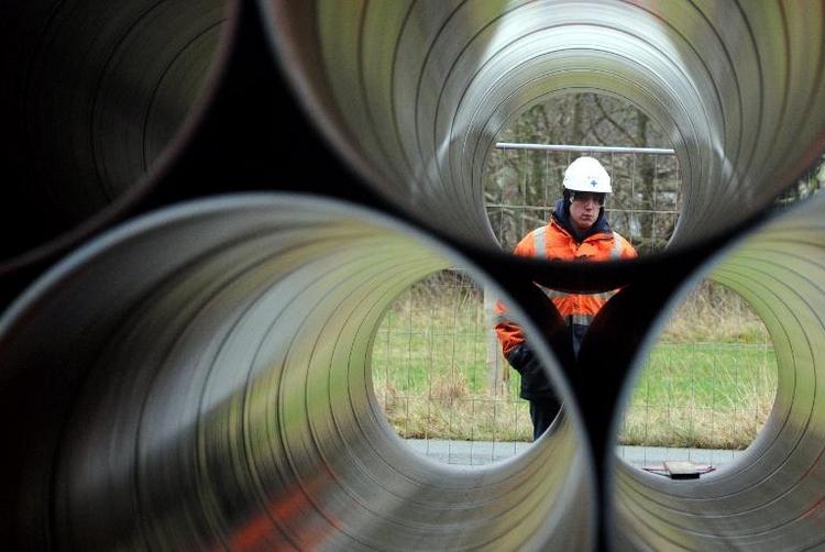 Kritik aus Union an Abhängigkeit von russischem Gas (© 2014 AFP)
