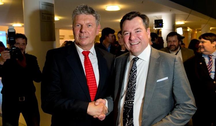 München wählt neuen Oberbürgermeister (© 2014 AFP)