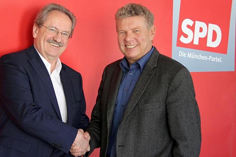 SPD-Kandidat Reiter neuer Münchner Oberbürgermeister (© 2014 AFP)