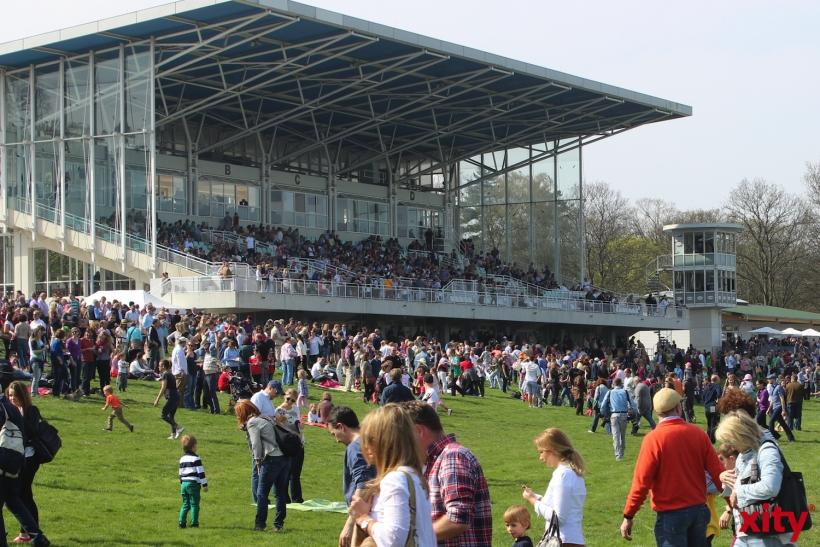14.500 Besucher genossen das gute Wetter (xity-Foto: H.Müller)