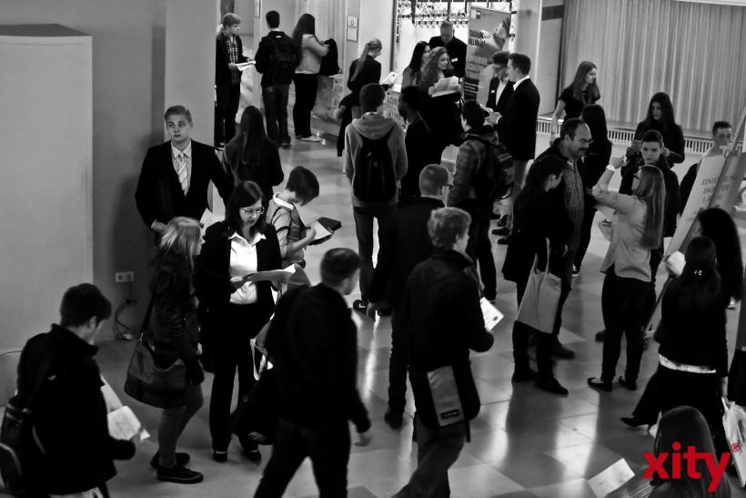 Hoher Andrang im Opernhaus (xity-Foto: D.Creutz)