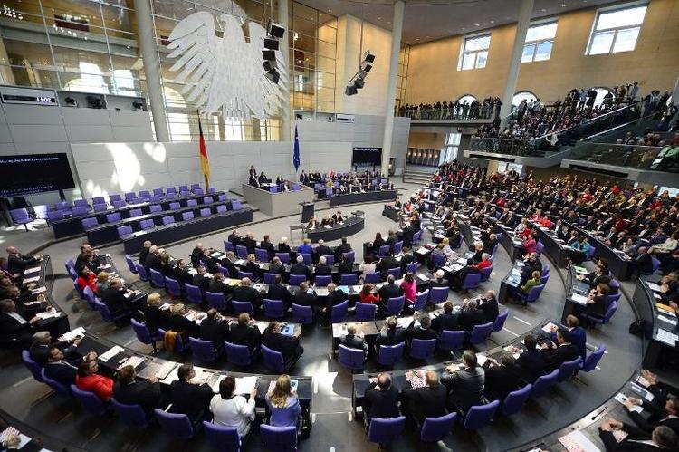 Grüne und Schwarz-Rot einig über Minderheitenrechte (© 2014 AFP)