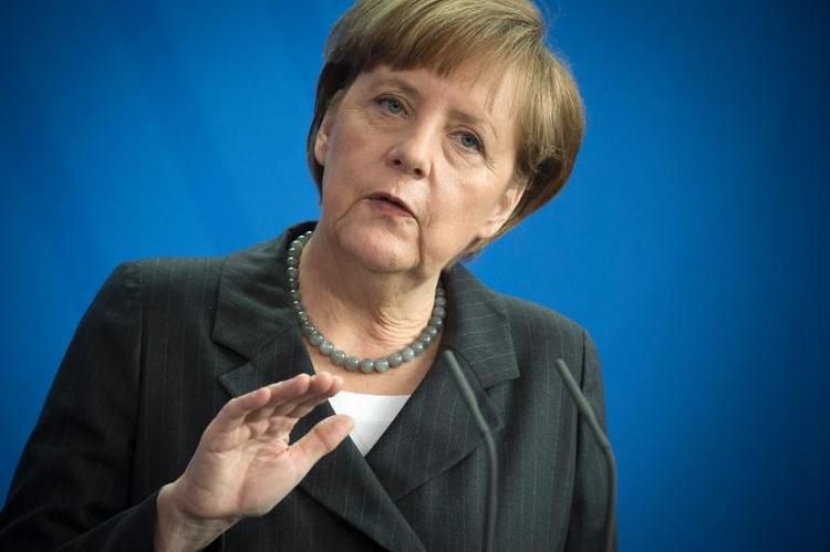 Merkel reist Ende nächster Woche nach Griechenland (© 2014 AFP)