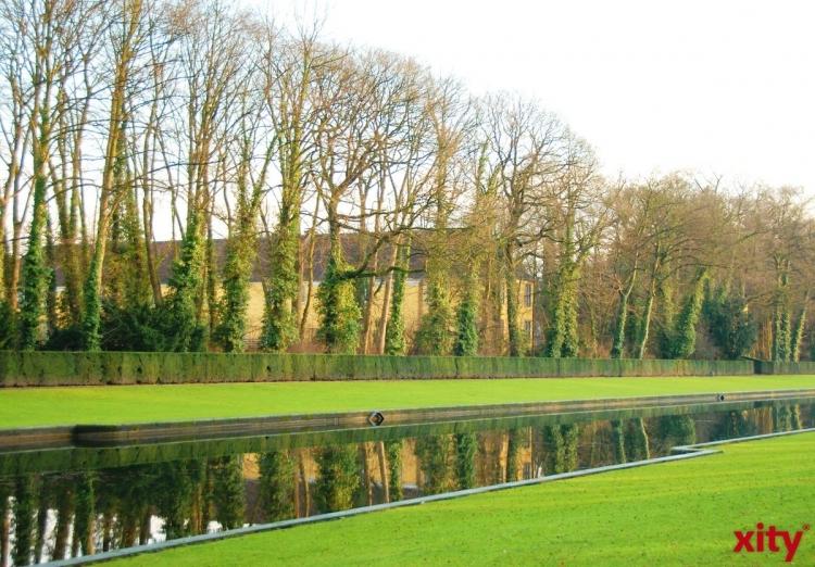 Pflanzenkundliche Frühlingsführung im Benrather Schlosspark (xity-Foto: S. Holtschneider)