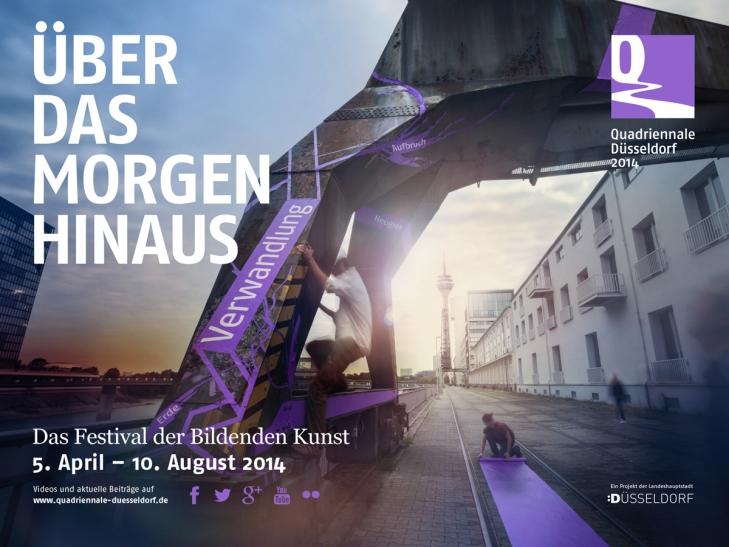 Quadriennale Düsseldorf 2014 (Foto: Quadriennale GmbH)