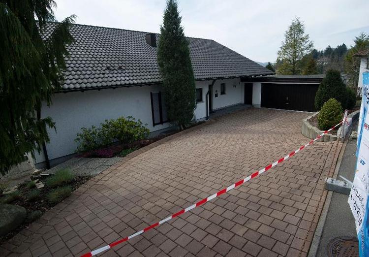 Doppelmord an Rentner-Ehepaar: Verdächtiger gefasst (© 2014 AFP)