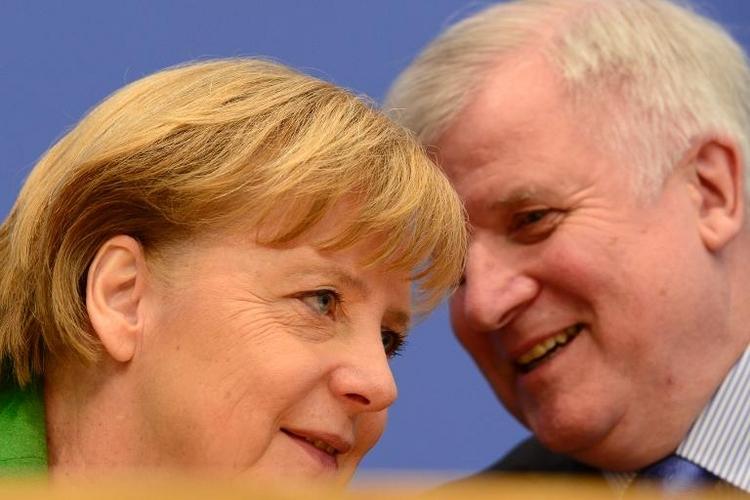 """ARD-""""Deutschlandtrend"""": SPD legt vor Europawahl zu (© 2014 AFP)"""