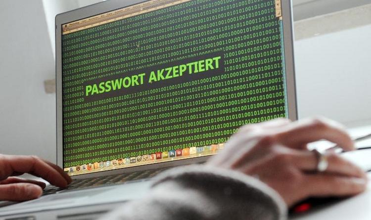 Behörden nach Klau von E-Mail-Daten um Aufklärung bemüht (© 2014 AFP)