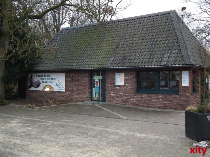 Zoo Krefeld: Betreuung in den Osterferien für Schulkinder ab sechs Jahren. (xity-Foto: E. Aslanidou)