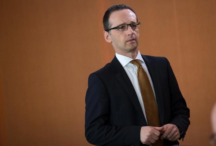 Maas: Gesetzentwurf zu Kinderpornografie vor Ostern (© 2014 AFP)