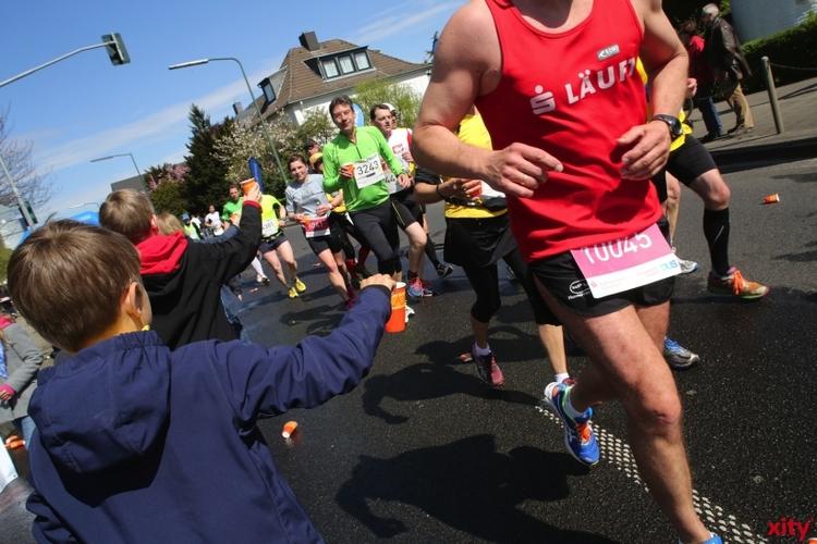 Am 27. April 2014 geht der Metro Group Marathon 2014 an den Start (xity-Foto: D. Creutz)