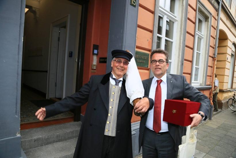 Neueröffnung für das Haus der Seidenkultur (Foto: Stadt Krefeld)