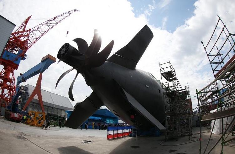 Rüstungsexporte sollen transparenter werden (© 2014 AFP)