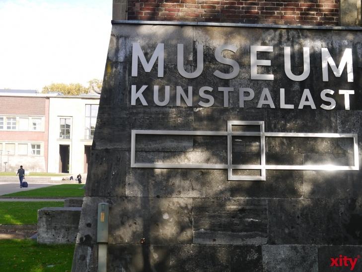 Museum Kunstpalast kürt Kunstwerk des Monats April (xity-Foto: P. Basarir)