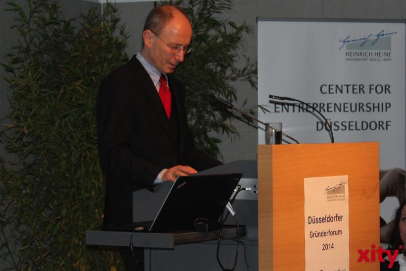 Prof. Dr. Dr. H. Michael Pieper (xity-Foto: H.Müller)