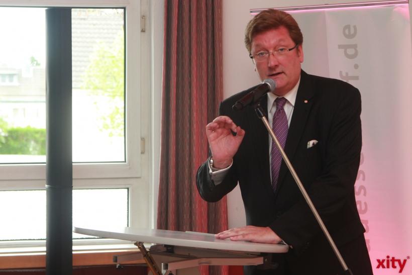 Oberbürgermeister Dirk Elbers (xity-Foto: P.Basarir)