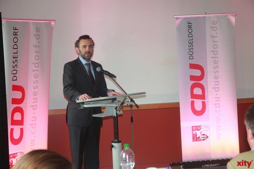 Bundestags-Abgeordneter Thomas Jarzombek (xity-Foto: P.Basarir)