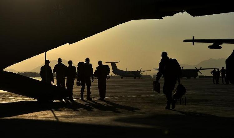 Regierung stellt Weichen für Zentralafrika-Mission (© 2014 AFP)