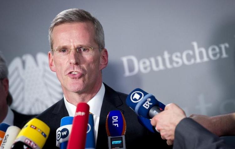 Binninger verzichtet auf Vorsitz in NSA-Ausschuss (© 2014 AFP)