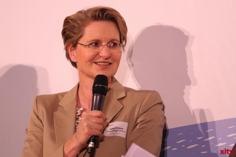 Heike Cohausz (xity-Foto: D. Creutz)