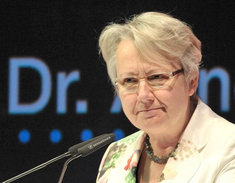 Schavan kämpft nicht weiter vor Gericht um Doktortitel (© 2014 AFP)