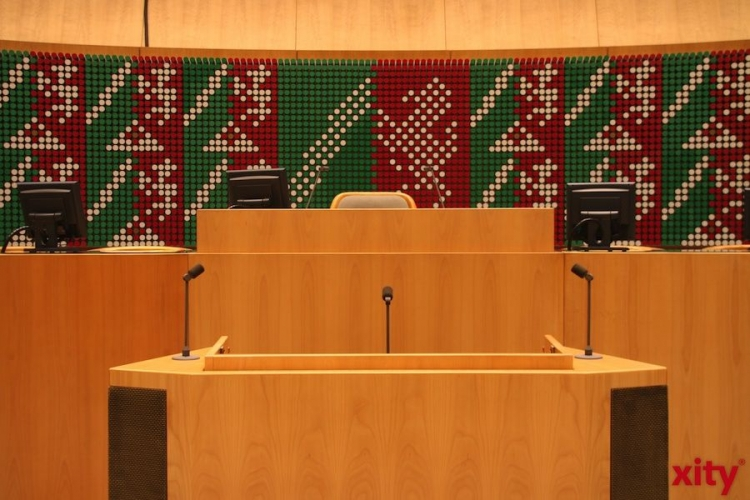 Sonntags den Landtag entdecken und Einblicke in die NRW-Politik erhalten (xity-Foto: M. Völker)