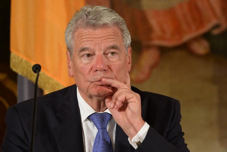 Gauck bricht zu mehrtägiger Türkei-Reise auf (© 2014 AFP)