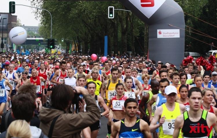Der Metro Marathon 2014 ist gelaufen (xity-Foto: D. Mundstock)