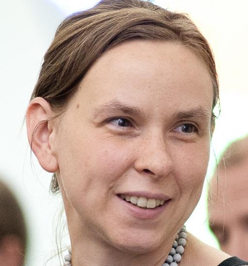Dr. Magdalena Holzhey betreut die Sammlung der Kunstmuseen Krefeld. (Foto: privat)