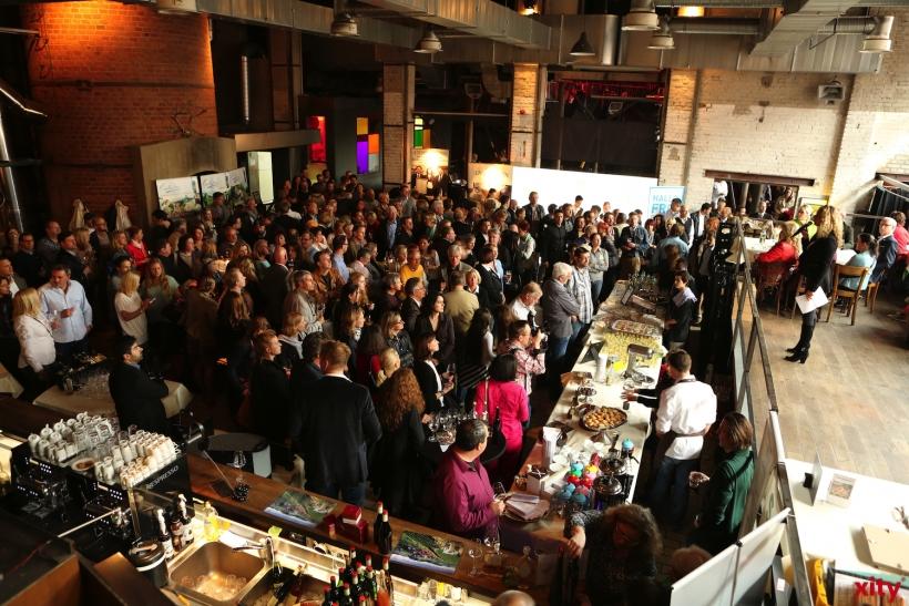 350 Gäste feierten die Sieger der tur de menu (xity-Foto: D. Creutz)
