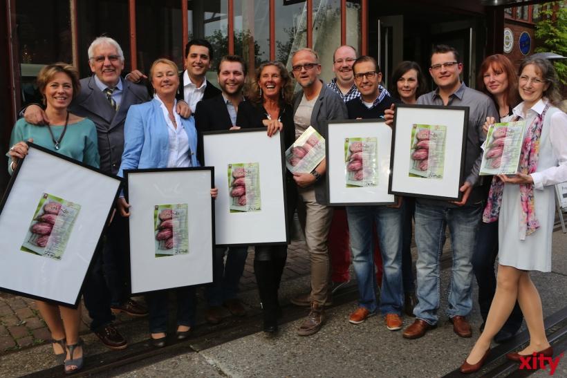 Das sind die Sieger der Jubiläumstour (xity-Foto: D. Creutz)