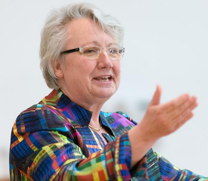 Ex-Ministerin Schavan wird Botschafterin im Vatikan (© 2014 AFP)