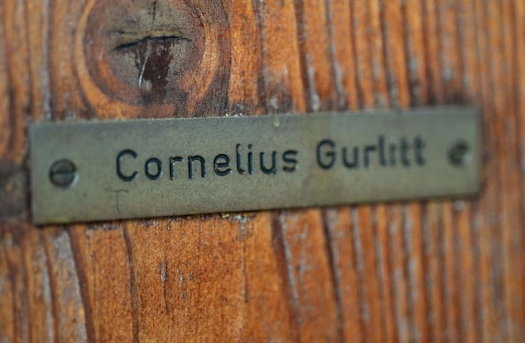 Gurlitt vermacht Bilder-Schatz dem Kunstmuseum Bern (© 2014 AFP)