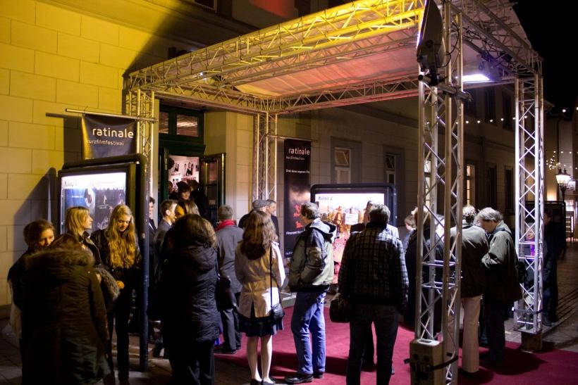 Das Ratinger Kino 1+2 öffnet zur Premierenfeier der Ratinale 2014 wieder seine Tore (Foto: Stadt Ratingen)