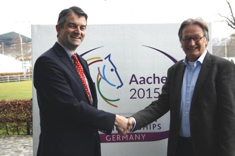 Joris Kaanen und Frank Kemperman (Foto: Chio Aachen)