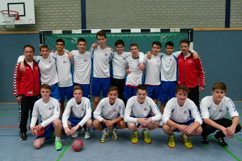 Handball B1 des SC Bayer 05 qualifiziert sich vorzeitig für den HVN (Foto: Sportclub Bayer 05 Uerdingen)
